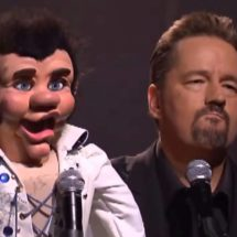 Terry Fator, The Singing Ventriloquist