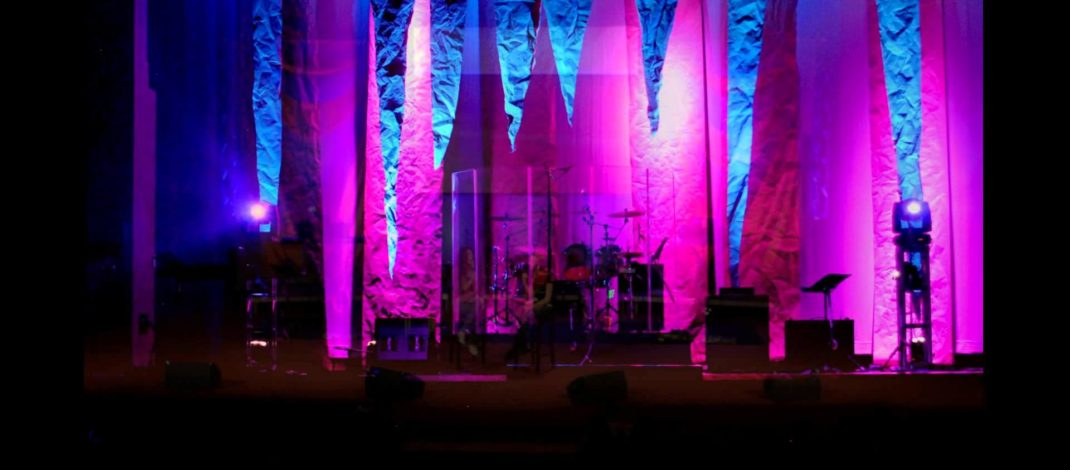 Basics of Lighting the Stage in a Live Concert