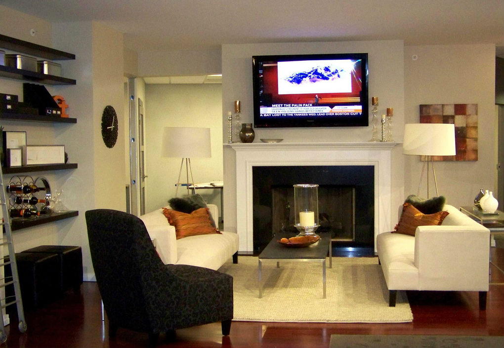 Why You Should Not Mount Your Tv Above The Fireplace