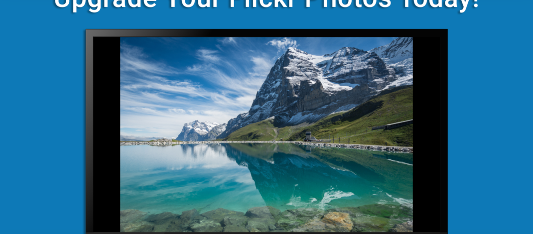 Access All Your Flickr Photos from Anywhere